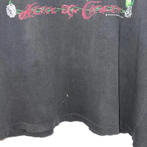 Alice In Chains 1993 Dirt Tour Shirt - Faded AU