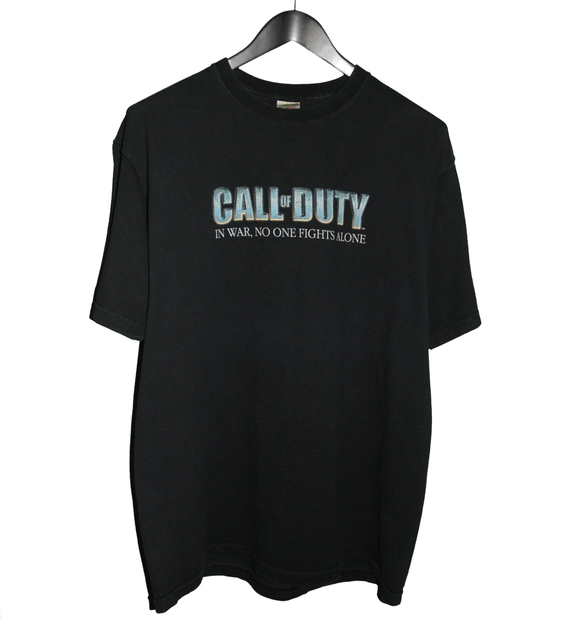 Call of Duty 2003 Promo Video Game Shirt - Faded AU