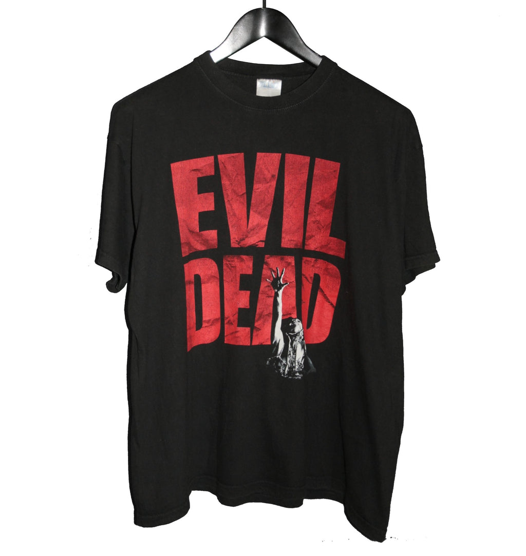 Evil Dead 90's Movie Promo Shirt - Faded AU