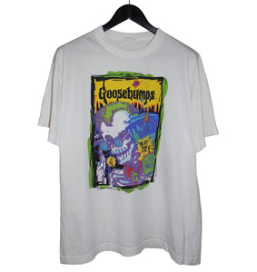 Goosebumps 1995 You Can't Scare Me Shirt - Faded AU
