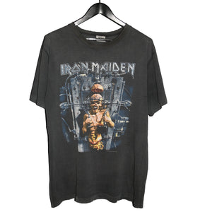 Iron Maiden 1995 The X Factor Album Shirt - Faded AU
