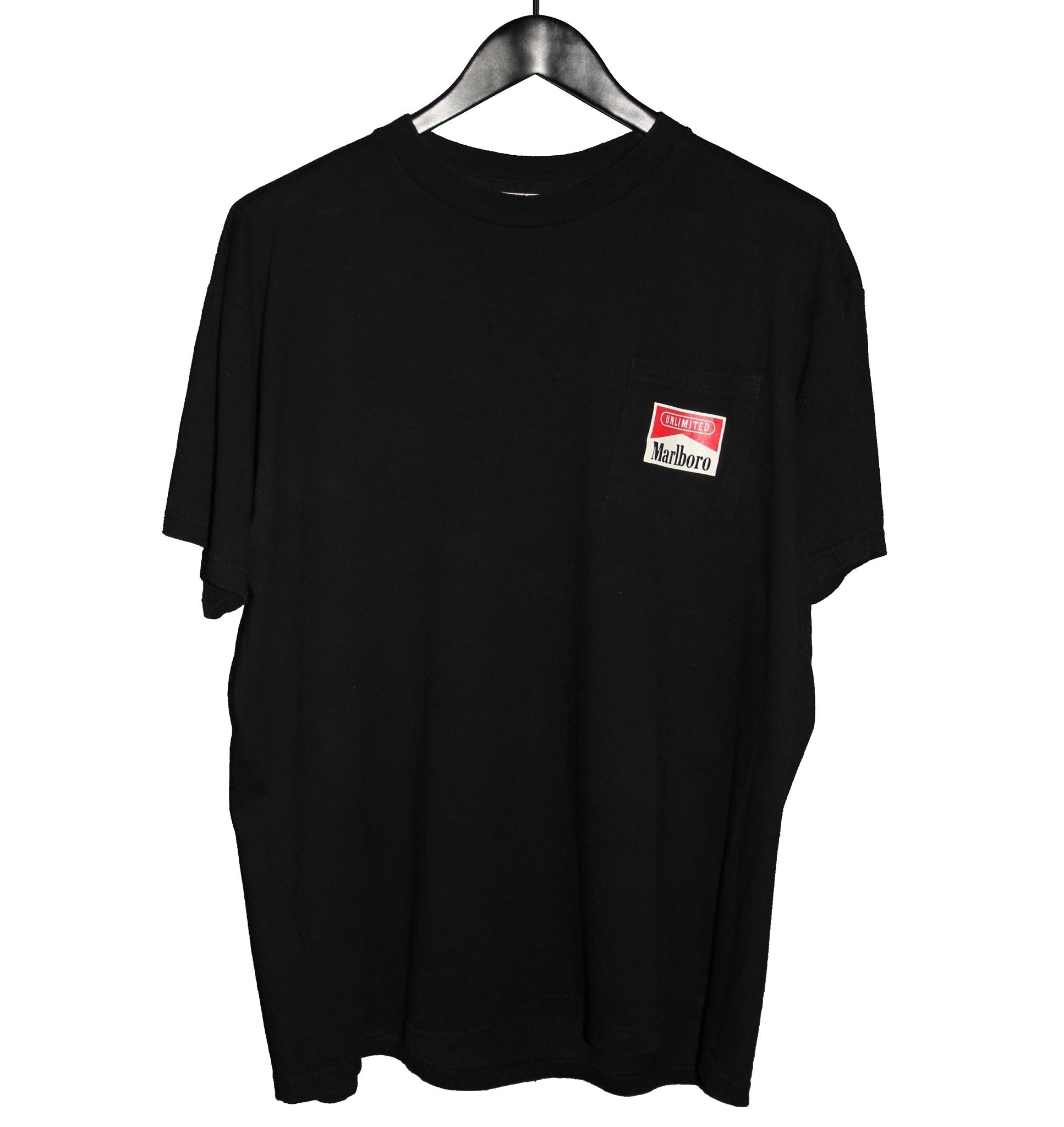 Marlboro Unlimited 90s Racing Shirt - Faded AU