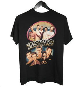 *NSYNC 2000 No Strings Attached Tour Shirt - Faded AU