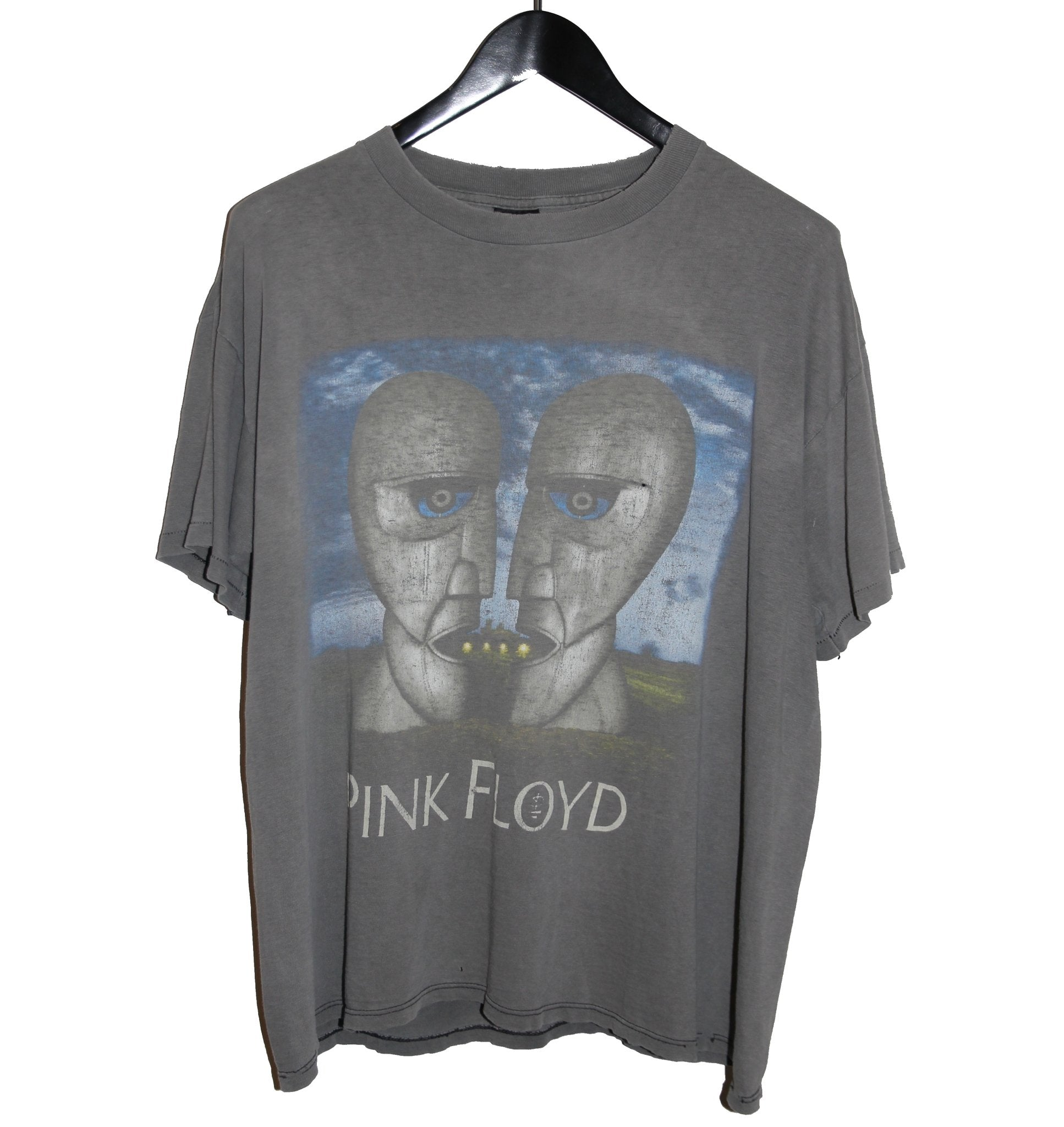 Pink Floyd 1994 Division Bell North American Tour Shirt - Faded AU