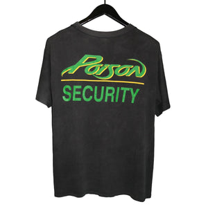 Poison 1989 Dead Wrong Security Shirt - Faded AU