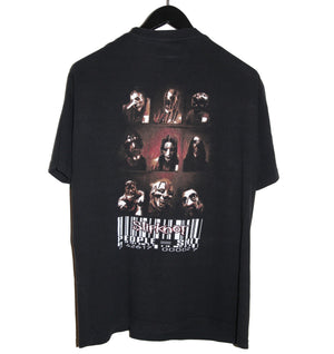 Slipknot 2001 People = Shit Shirt - Faded AU