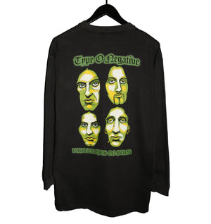 Type O Negative 1996 Little Miss Scare-All Long Sleeve - Faded AU