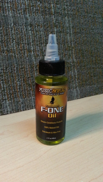MusicNomad - F-One Fretboard Oil