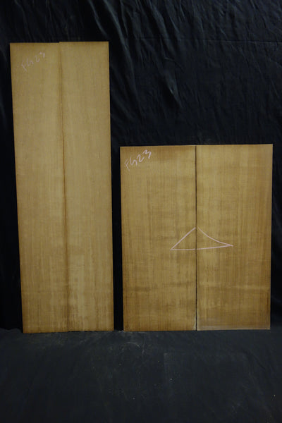 Fallen Giant Mahogany Back & Side Set #23