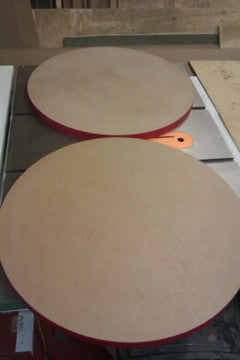 Pair of Radius dishes