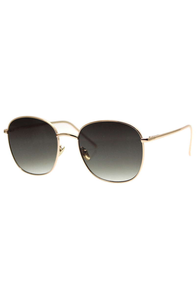 Reality Double Fantasy Sunglasses Gold