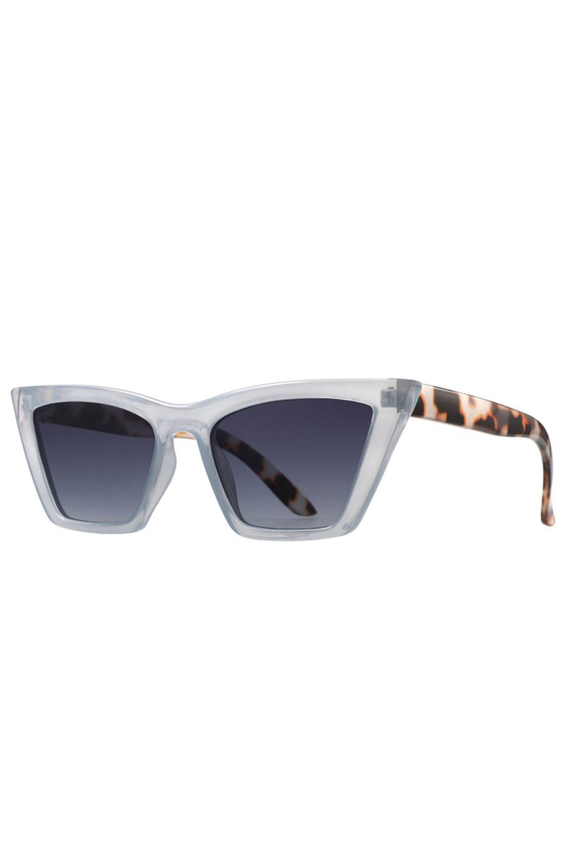 Reality Lizette Sunglasses Grey / Blue