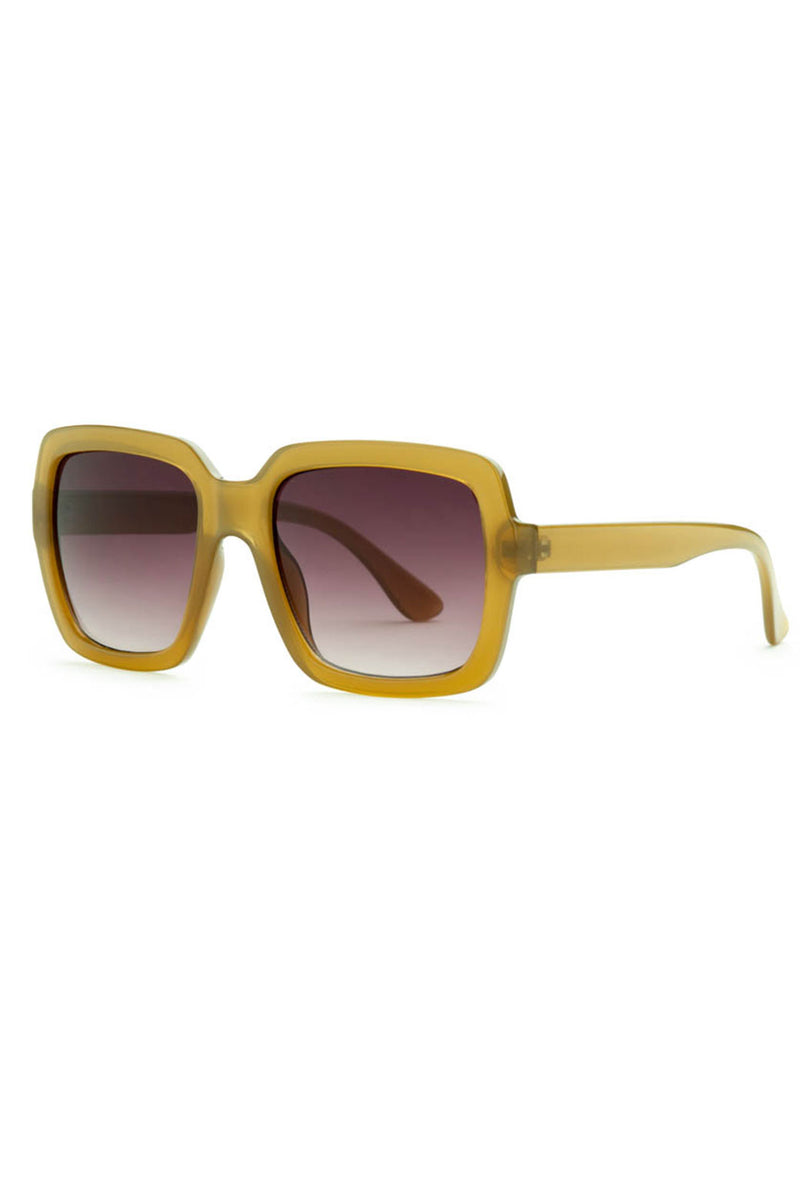 Reality Le Brera Sunglasses Olive