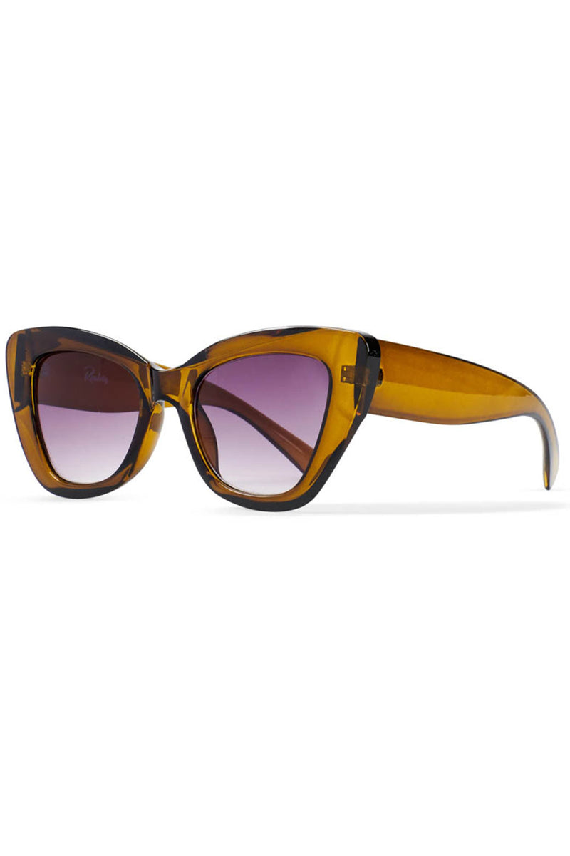 Reality Mulholland Sunglasses Olive