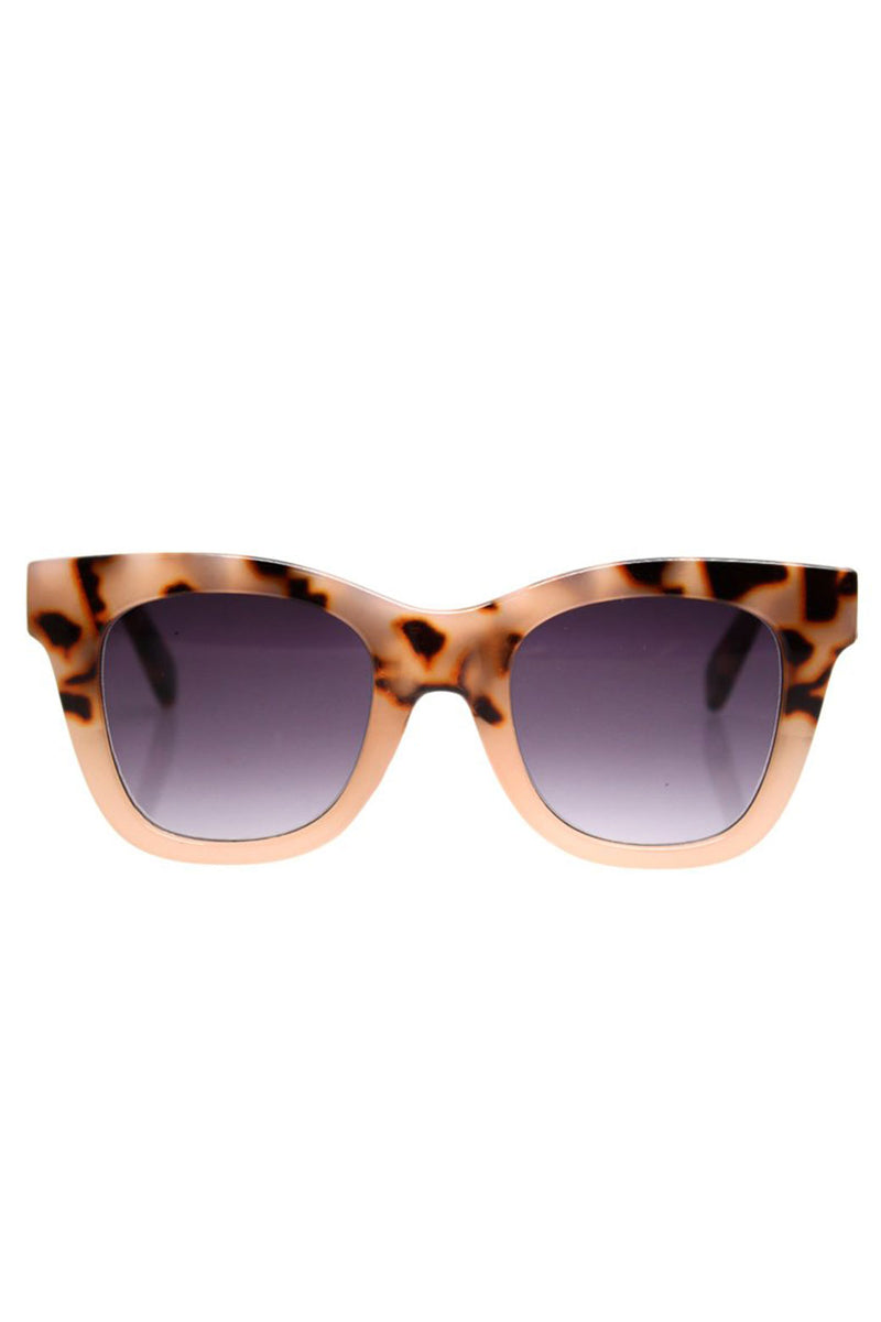 Reality Crush Sunglasses Peach Splice