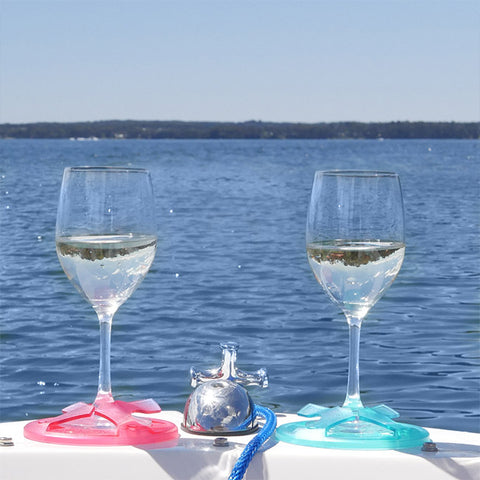 Glass On The Boat