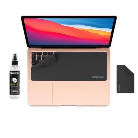 MacBook Air M1 Protection Pac Screen Protector Keyboard Cover & Cleaning Kit 3-in-1
