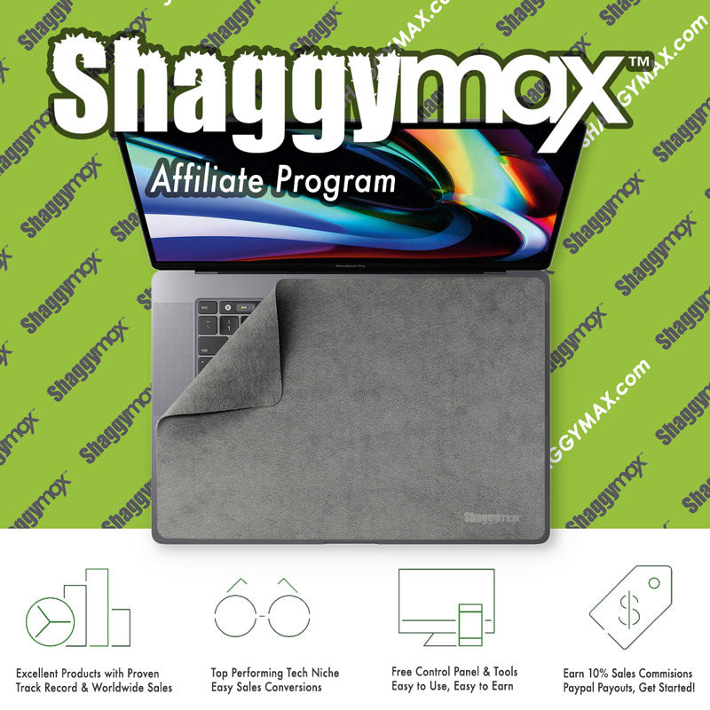 Shaggymax Affiliate Marketing Program | Earn 10% Commissions on Sales