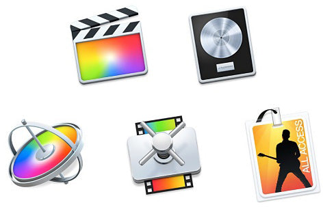 Apple Pro Apps Bundle for Education