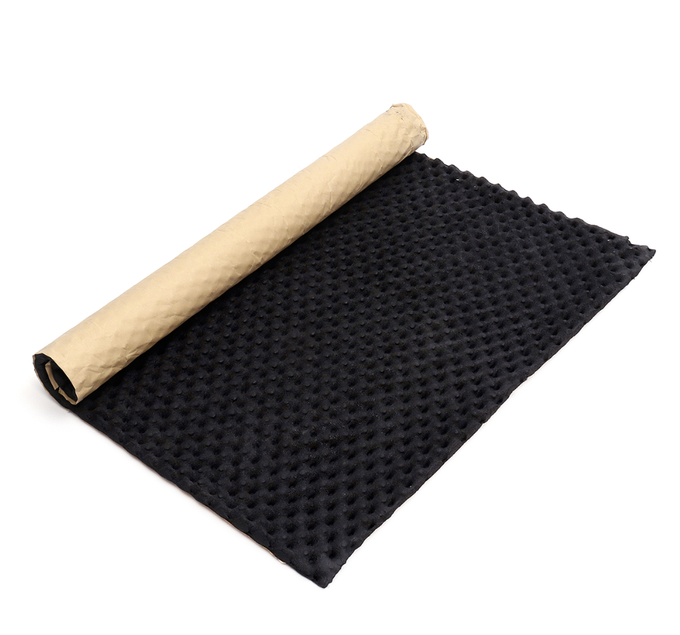 1000mm x 1000mm Self Adhesive Closed Cell Foam Acoustic Treatment