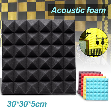 300mm x 300mm x 50mm Acoustic Treatment Panel