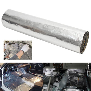 1M x 8M 5mm Car Audio Sound Proofing Insulation Lining