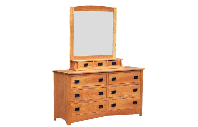 Sierra Mission 6 Drawer Dresser