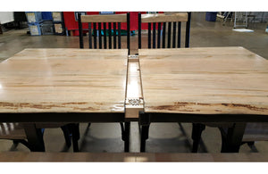 Ambrosia Trestle Table Set