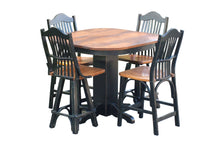 Load image into Gallery viewer, Cattleman Pub Table Set