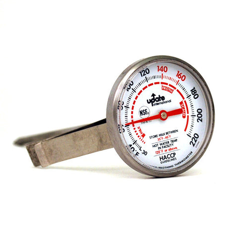 Update brand Frothing Thermometer