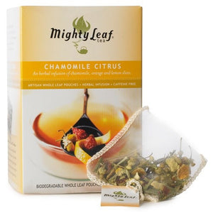 Tea - Mighty Leaf Chamomile Citrus Tea