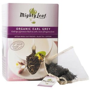 Tea - Mighty Leaf Organic Earl Grey Tea