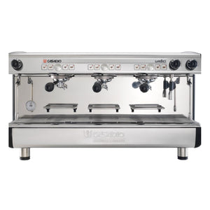 Casadio UNDICI Traditional Espresso Coffee Machine - Three Group