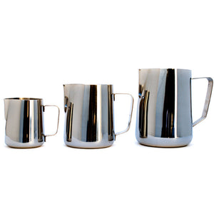 Stainless Steel Frothing Pitchers