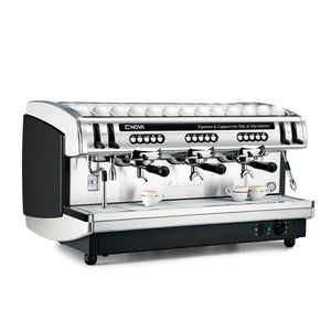 Faema Enova Espresso Coffee Machine - Three Group