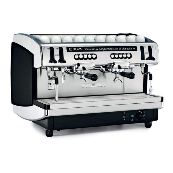 Faema Enova Espresso Coffee Machine - Two Group