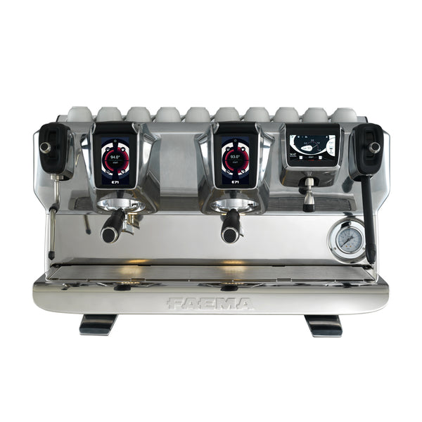 Faema E71 Traditional Espresso Coffee Machine - Two Group