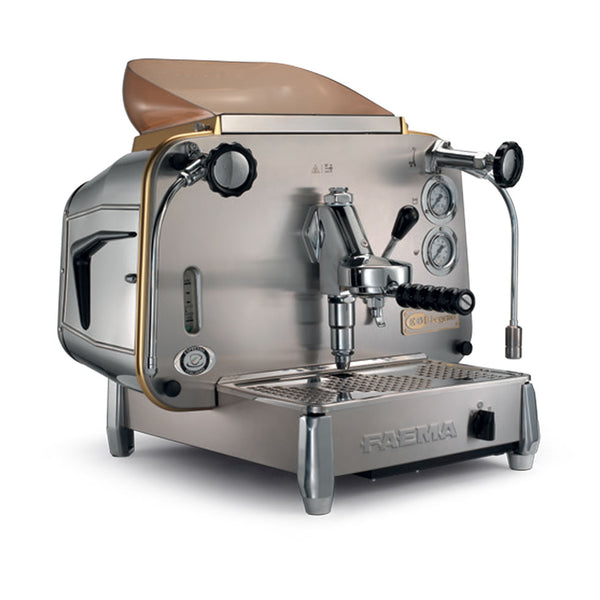 Faema E61 Traditional Espresso Coffee Machine - One Group