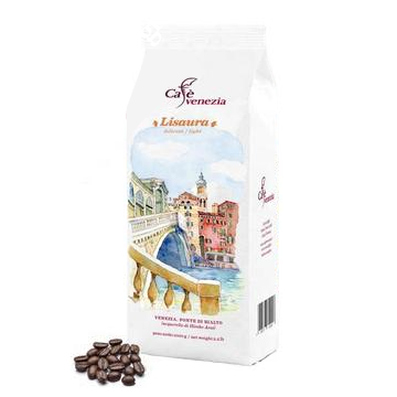 Cafè Venezia Lisaura Coffee Beans - One 1kg bag