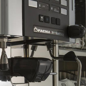 Faema X1 GRANDITALIA AutoSteam Espresso Coffee Machine