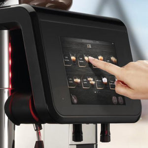 "Revolutionary Touch Screen with a 10.4"" inch display"