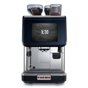Faema X30 Touchscreen Super-automatic Espresso Coffee Machine