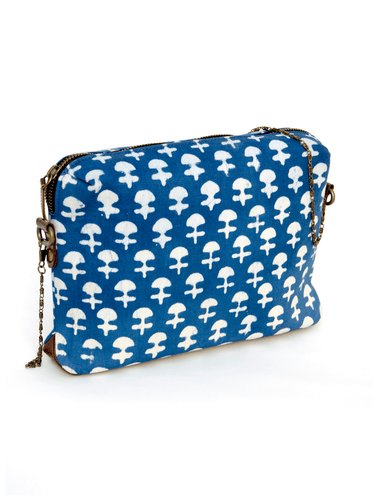 Soft Butta Travel Sling Zipper Pouch