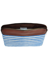 Load image into Gallery viewer, Nautical Laptop Sleeve
