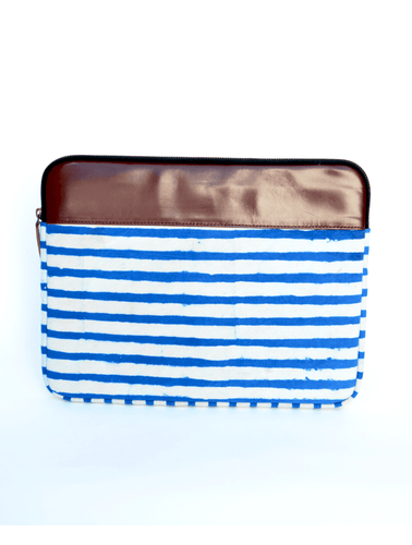 Nautical Laptop Sleeve