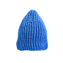 Load image into Gallery viewer, 2 Light Blue Classic Beanies and 2 Light Blue Woolen Socks
