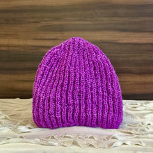 Load image into Gallery viewer, Classic Hand-knit Beanie