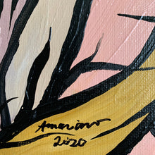 Load image into Gallery viewer, Connected World 2 Acrylic on Primed Canvas Painting