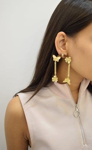 Spring Dangler Earrings