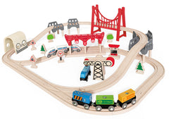 Double Loop Railway Set